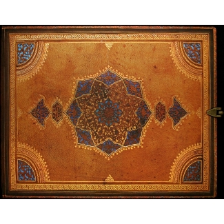 Livre d'Or Paperblanks Safavide