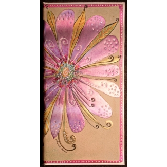 Diario Paperblanks Laurel Burch Ramilletes : Florescencia - SLIM