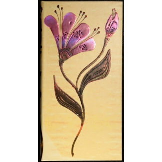 Diario Paperblanks Laurel Burch Fioriture : Sinuosa - SLIM