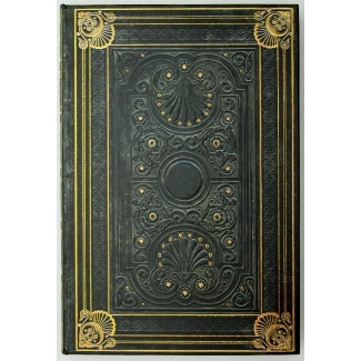 Paperblanks Address book - Nocturnelle Collection - Midi