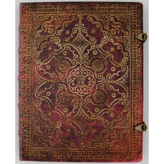 Carnet Paperblanks - Collection Equinoxe : Carmin - ULTRA