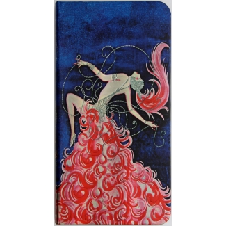 Diario Paperblanks Vintage Vogue : Cabaret - righe SLIM