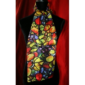 Foulard Tiffany - Autumn Fruits