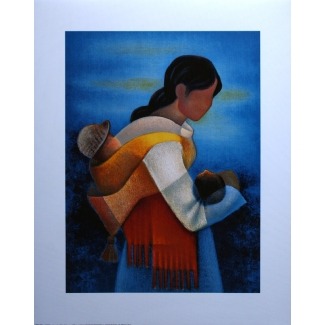 Toffoli poster - Mother and Child