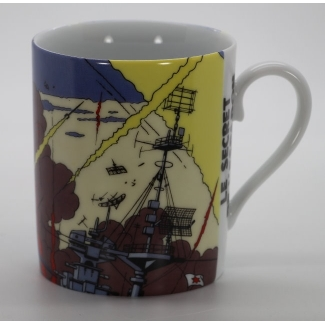 Mug Blake & Mortimer - Secret Espadon (haut)