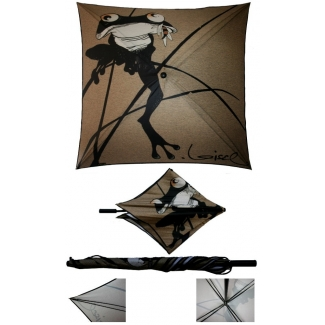 Regis Loisel Umbrella : The frog