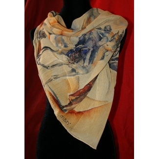 Foulard Legendre - Touaregs