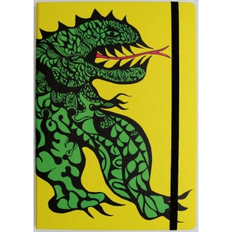Niki De Saint Phalle Notebook - Dragon