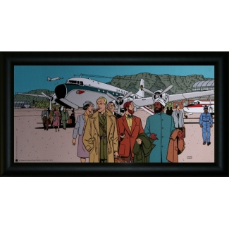 Juilard framed print : Long vol