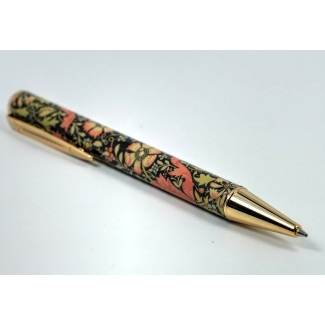 Stylo bille William Morris - Arts and Crafts