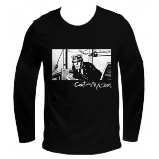 T-shirt Corto Maltese -  Port Ducal (Manches longues)