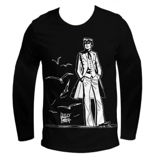 T-shirt Corto Maltese - 40 ans ! (Manches longues)