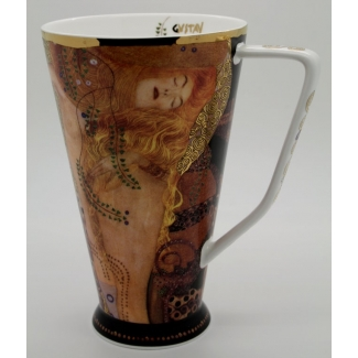 Mug Gustav Klimt : Sea Serpents
