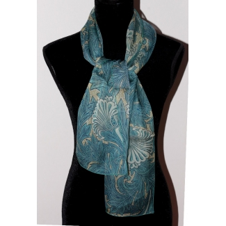 William Morris Scarf - Acanthus leaves