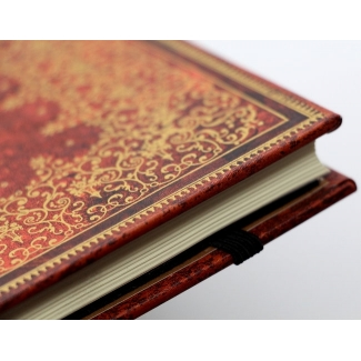 Agenda Paperblanks - Feuille d'Or ULTRA