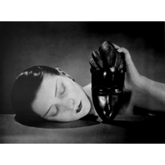 Stampa Man Ray - Noire et blanche