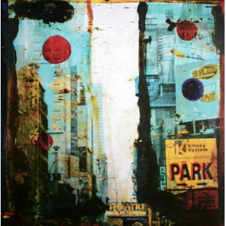Affiche Tony Soulié - New York 2000