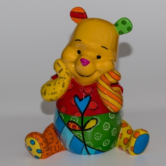 Figurine Disney par Britto : Winnie l'ourson