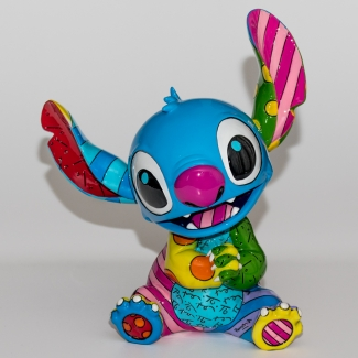 Figurina Disney di Romero Britto : Stitch