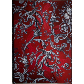 Paperblanks Journal diary - Rococo Revival Collection : Enchanted Evening - MIDI