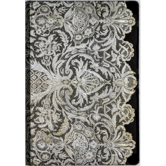 Paperblanks Journal diary - Lace Allure - Ivory Veil - MINI