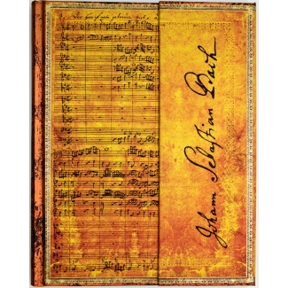 Diario Paperblanks - Bach, Cantata BWV 112 - ULTRA