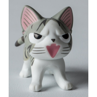 Chi's Sweet Home Cat Figurine : Anger