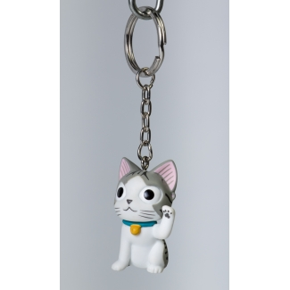Chi's Sweet Home Cat Key Ring : Maneki-Neko