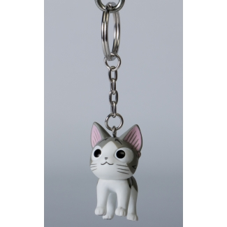Chi's Sweet Home Cat Key Ring : Debout