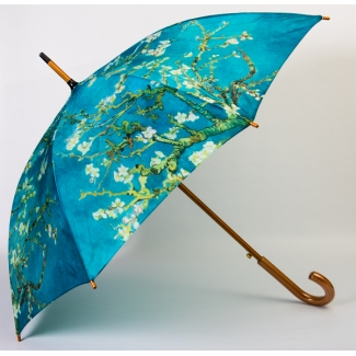 Van Gogh Umbrella - Almond Branches in Bloom