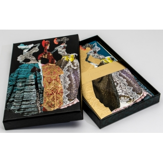 Christian Lacroix note card box : The Madonnas