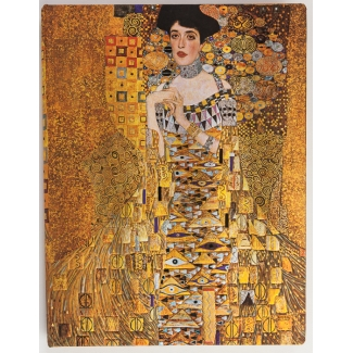Paperblanks Journal diary - Gustav Klimt : The kiss - ULTRA