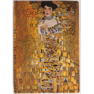 Paperblanks Journal diary - Gustav Klimt : The kiss - MIDI