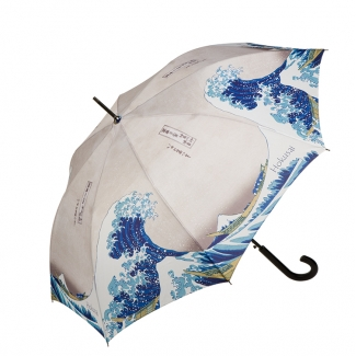 Hokusai Umbrella - The Great Wave of Kanagawa