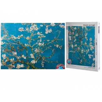 Vincent Van Gogh puzzle - Almond Branch in bloom
