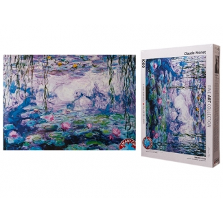 Claude Monet Puzzle : Water Lilies