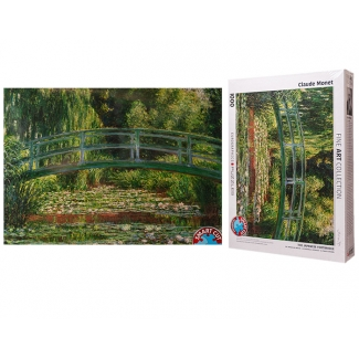 Puzzle Claude Monet : Il ponte giapponese di Giverny
