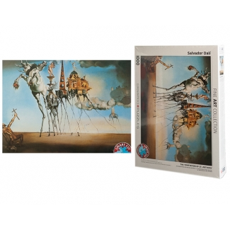 Salvador Dali Puzzle : The Temptation of St.Anthony