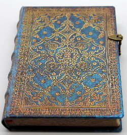 Carnet Paperblanks - Equinoxe Azur